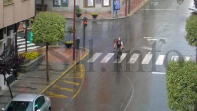 Photo of A tormenta descarga sobre O Barco