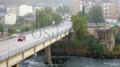 Photo of Aviso amarelo por tormentas en Valdeorras e na montaña ourensá