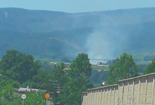 Photo of Incendio forestal no entorno de Córgomo (Vilamartín de Valdeorras)