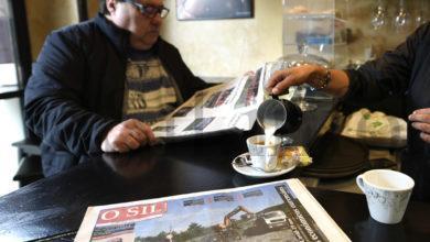 Photo of O uso de periódicos na hostalaría non está prohibido, segundo Sanidade