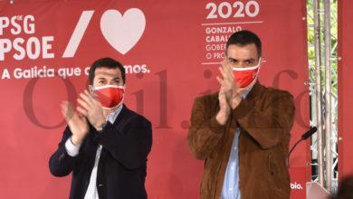 "Photo of Pedro Sánchez: ""Para que ninguén quede atrás en Galicia necesitamos gobernos comprometidos"""