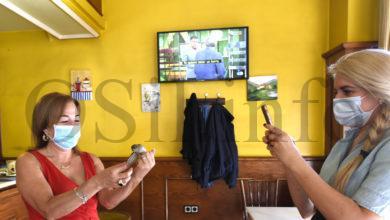 """Photo of Un visitante moi especial no """"Dulce y Salado"""" do Barco"""