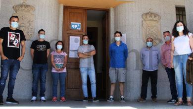 Photo of A nacionalista Noa Presas reúnese co comité de empresa de Autoneum, na Rúa