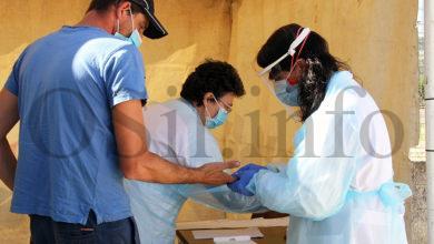 Photo of Novos test para o estudo epidemiolóxico do Covid-19 no Centro de Saúde da Rúa