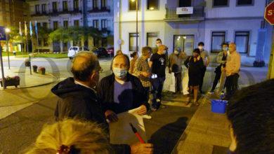 Photo of Inicio da campaña electoral das eleccións galegas en Valdeorras