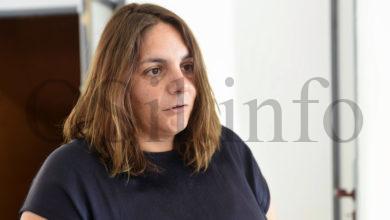 """Photo of Cristina Fernández: """"O potencial online de Viana está nos seus produtos locais, ten cousas únicas"""""""