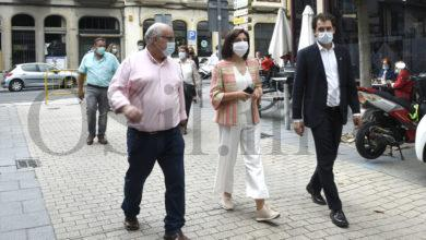 Photo of A popular Ángeles Vázquez defende o turismo activo na Rúa