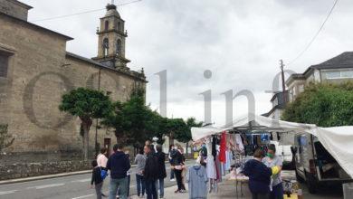 Photo of A feira volve a Larouco, tres meses despois