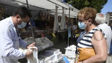 Photo of A feira do día 6 volve dar vida á praza de Viloira (O Barco)