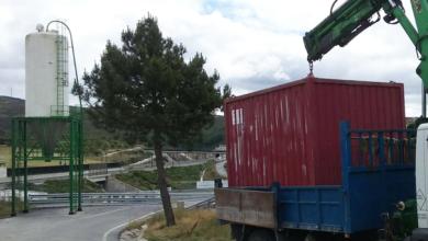 Photo of Comezan as obras da senda peonil de acceso á estación do AVE da Gudiña