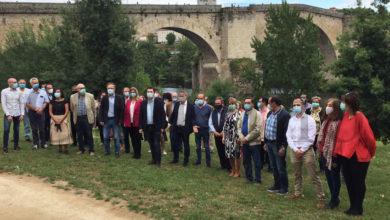 Photo of Presentación da candidatura socialista en Ourense, co barquense Eduardo Ojea como número 4