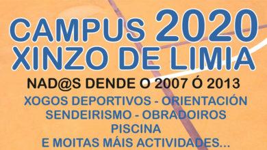 Photo of Xinzo abre o prazo de incrición para os campamentos infantís