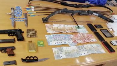 Photo of A Policía Nacional detén a 31 persoas, 18 delas en Ourense, nunha operación contra o tráfico de drogas