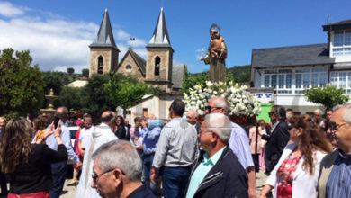Photo of Fontei (A Rúa) celebrará este ano o San Antón sen orquestras nin procesión