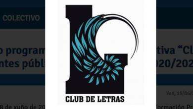 """Photo of Convócase o programa """"Club de Letras"""" para centros educativos públicos no vindeiro curso"""