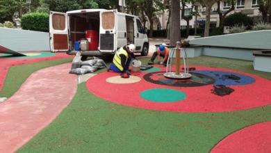 Photo of Os parques infantís da cidade de Ourense volverán abrirse o luns