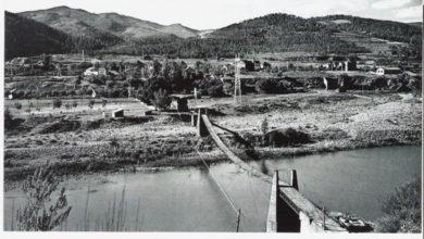 Photo of A pasarela de Quereño (Rubiá)