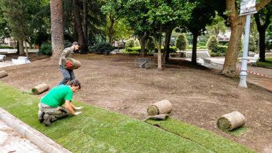 Photo of Comezan as obras de embelecemento do parque de San Lázaro de Ourense