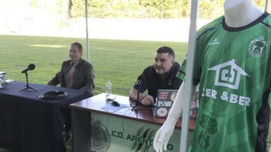 Photo of Dimite a directiva do CD Arenteiro