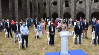 Photo of O PP presenta a candidatura ourensá ao 12X nun acto en Oseira