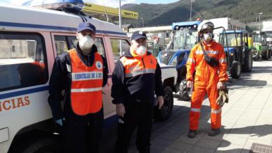 Photo of Protección Civil da Rúa realizou 716 servizos no que vai de estado de alarma