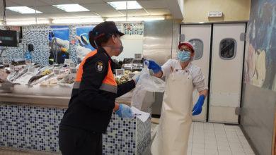 Photo of Protección Civil de Verín realizou un total de 75 actuacións durante o estado de alarma
