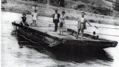 Photo of Quereño (Rubiá) e a súa barca