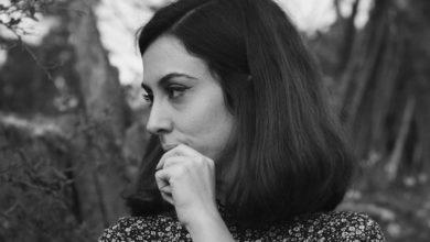 """Photo of Tamara Andrés: """"Interésame levar a poesía ao espazo, facela visible na sociedade"""""""