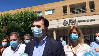 Photo of Gonzalo Caballero defende en Verín o valor dos hospitais comarcais e da Atención Primaria