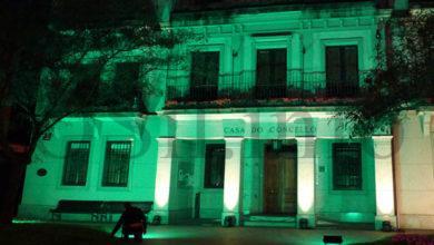 Photo of A Casa Consistorial do Barco tinguirase de verde en apoio aos efermos de ELA