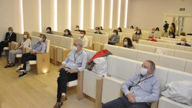 Photo of Varios colexios profesionais sanitarios de Ourense participan na homenaxe ás vítimas do coronavirus