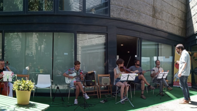 """Photo of O Hotel Piornedo (Lugo) acolle o workshop """"El jazz va a la montaña"""""""