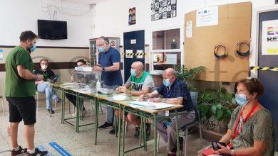 Photo of O inicio da xornada electoral en Valdeorras