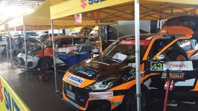 Photo of Quenta motores un 53 Rallye de Ourense sen cerimonias de saída e fin de carreira