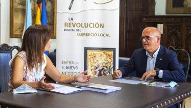 """Photo of Unha plataforma """"on line"""" para dinamizar o comercio da provincia Ourense"""