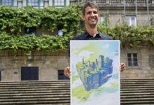 """Photo of David Bruzos: """"A provincia de Ourense é a eterna esquecida e temos numerosas propostas para ela"""""""