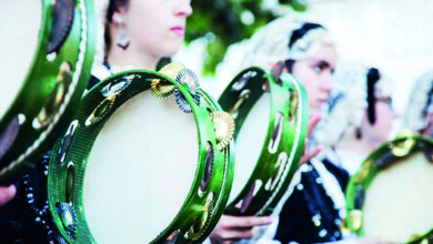 """Photo of A banda de gaitas """"Os Coribantes"""" actuará en Quiroga o 1 de agosto"""