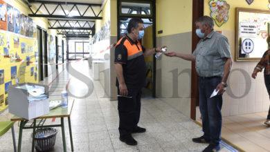 Photo of Ata 66 agrupacións de Protección Civil da provincia colaboran para garantir as medidas de seguridade nos colexios electorais