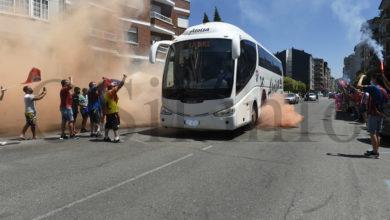 Photo of A afección despide con moita forza e ilusión ao CD Barco