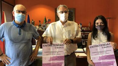 """Photo of """"Entretendas"""", un proxecto para dinamizar o comercio local do Barco"""