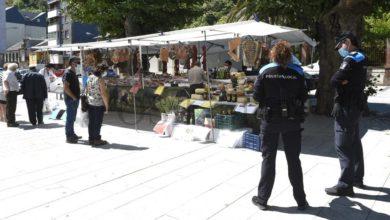 Photo of A Feira de Viloira (O Barco) volve ao seu emprazamento habitual pero con carrís de circulación para peóns
