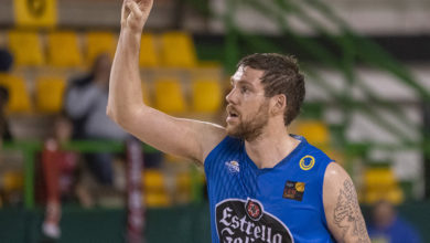 Photo of Kevin Van Wijk continúa no Club Ourense Baloncesto