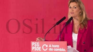 """Photo of Marina Ortega: """"Non podemos facer atractiva unha provincia se non temos servizos no rural"""""""