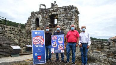 """Photo of O castelo de Ribadavia acolle o """"OurenRock Sound"""" o 23 de agosto"""
