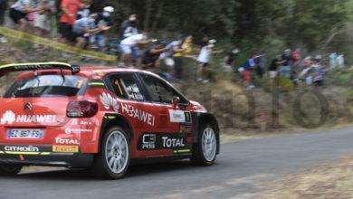 Photo of Pepe López, campión do 53 Rallye de Ourense