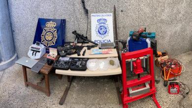 Photo of Detidos dous ourensáns nunha operación contra o tráfico de drogas
