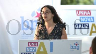 """Photo of Noa Presas: """"Hai ganas de cambio na xente, hai un Ourense que non se resigna"""""""