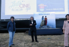"""Photo of Trives estrea autocine da man do filme """"María Solinha"""", dirixida polo valdeorrés Ignacio Vilar"""
