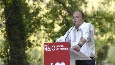 """Photo of Eduardo Ojea: """"Valdeorras necesita sacar a súa riqueza ao exterior"""""""