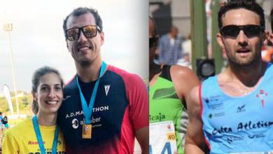 Photo of Os valdeorreses Leticia Gil, Carlos Revuelta e José F. Nieves, entre os 21 atletas galegos do ranking nacional